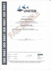CERT_RAPITRAD_9001_FACSIMILE