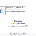 Language Industry Experts Group of the European Commission today