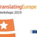 TranslatingEurope 2019 – 31st October